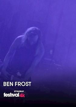 Ben Frost