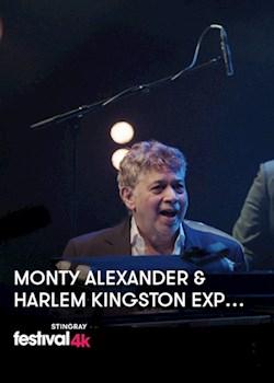 Monty Alexander & Harlem Kingston Express