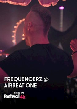 Frequencerz @ Airbeat One