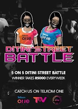 "INDGNXT Games Presents ""Telkom One Ditini Street Battle"" DSB"