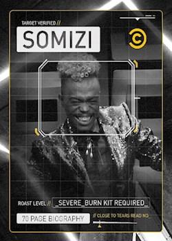 Comedy Central Roast of Somizi!