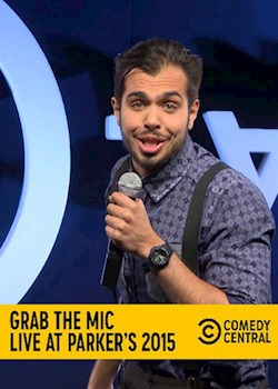 Comedy Central Stand Up Grab The Mic