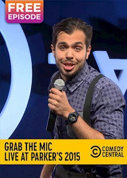 Comedy Central Stand Up! Grab The Mic (s1): ep 01