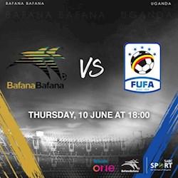 International Friendly Bafana Bafana vs Uganda Live