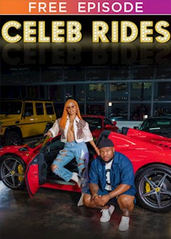 Celeb Rides Nadia Nakai (s3): ep 01