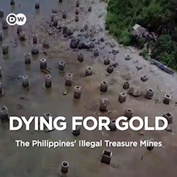 Dying for Gold - The Philippines' Illegal Treasure Mines (CU)