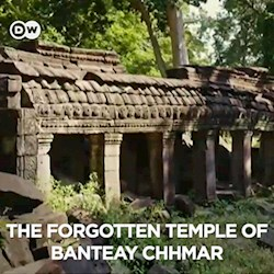 The Forgotten Temple of Banteay Chhmar (CU)
