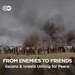From Enemies to Friends - Gazans & Israelis Uniting for Peace