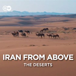 Iran From Above - The Deserts (CU)