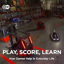 Play, Score, Learn - How Games Help in Everyday Life (CU)