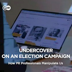 Undercover on an Election Campaign - How PR Professionals Manipulate Us (CU)