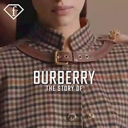 BURBERRY STORY