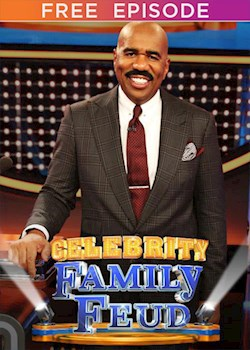 Celebrity Family Feud Anthony Anderson vs. Toni Braxton and Monica Potter vs. Curtis Stone