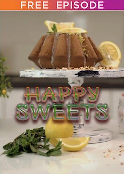 Happy Sweets Lemon Cake