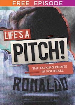 Life's A Pitch Man City's Romp Has Begun 1