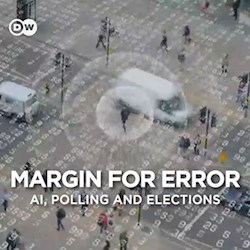 Margin of Error: AI, Polling and Elections