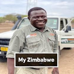 MY ZIMBABWE:Elias Libombo - Riding With Elias