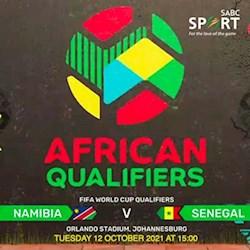 2022 Qatar FIFA World Cup: Namibia vs Senegal (CU)