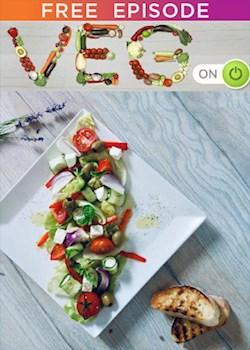 VegOn Warm Pesto Salad